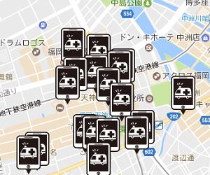 福岡天神駅付近のiPhone修理店舗まとめ7選