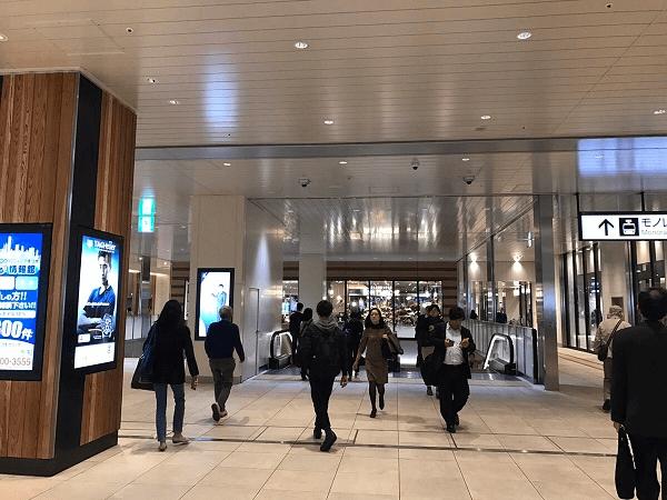 スマホBuyer Japan C-one店への道順2