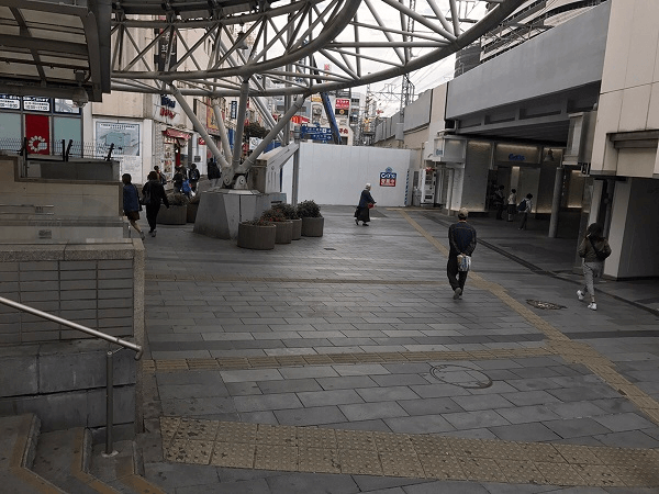 スマホBuyer Japan C-one店への道順5