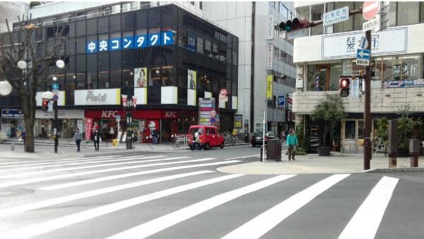 iPhone修理工房 静岡呉服町店までの道順2