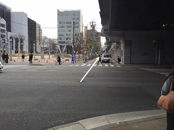 iFC 福岡博多店への道順2