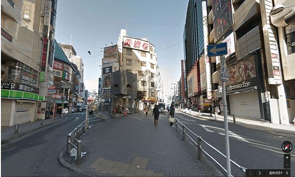 icracked渋谷店への道順5