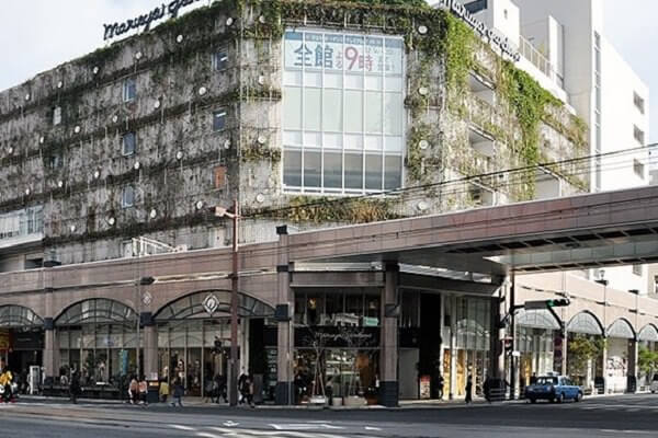 iPhone修理王鹿児島本店への道順1