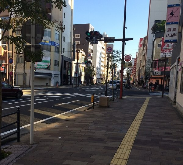 iPhone修理王 鹿児島天文館店への道順6